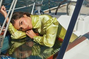 2021 Olivia Culpo Hamptons Magazine 5k Wallpaper