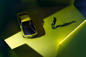 2021 Opel Manta GSe ElektroMOD 8k Wallpaper