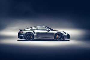 2021 Porsche 911 Turbo S Wallpaper