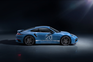 2021 Porsche 911 TurboS 4k Wallpaper