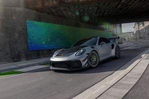 2021 Porsche GT3 RS 5k Wallpaper