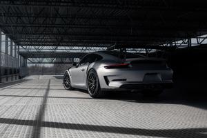 2021 Porsche Gt3 Rs Wallpaper