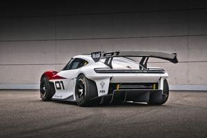 2021 Porsche Mission R 8k Wallpaper