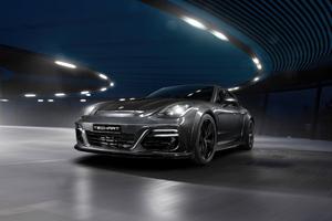 2021 Porsche Panamera Sport Turismo Grand Gt From Techart 5k