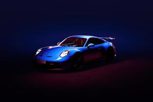 2021 Porsche911 GT3 5k Wallpaper