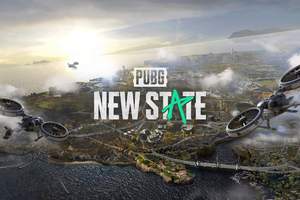 2021 Pubg New State Wallpaper