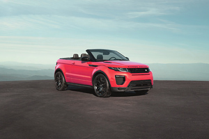 2021 Range Rover Evoque 4k Wallpaper