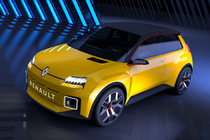 2021 Renault 5 Prototype Wallpaper