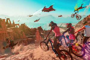 2021 Riders Republic 4k Wallpaper