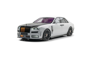 2021 Rolls Royce Ghost Mansory 8k Wallpaper