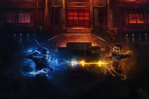 2021 Shang Chi And The Legend Of The Ten Rings 4k Wallpaper