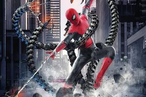 2021 Spider Man No Way Home 4k Wallpaper