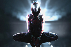 2021 Spiderman Miles Morales 4k Wallpaper