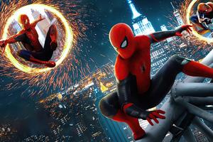 2021 Spiderman No Way Home 5k