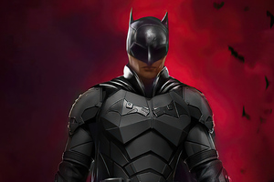 2021 The Batman 4k Movie Wallpaper