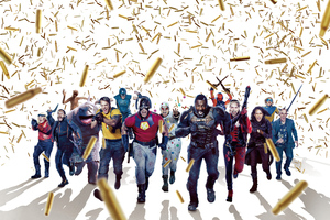 2021 The Suicide Squad 5k Wallpaper
