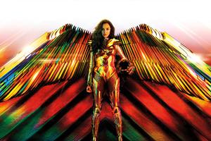 2021 Wonder Woman 1984 15k Wallpaper