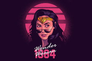 2021 Wonder Woman 1984 Wallpaper