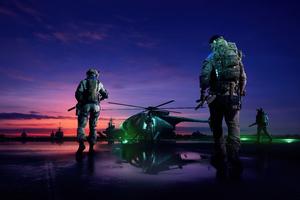 2022 Battlefield 2042 5k Wallpaper