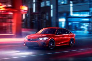 2022 Honda Civic Sedan Sport 5k