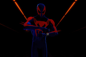 2022 SpiderMan Into The Spider Verse 2 5k Wallpaper