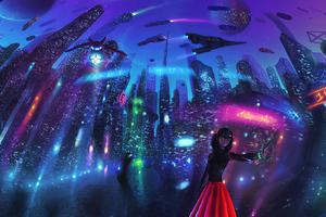360 Planet Future 4k