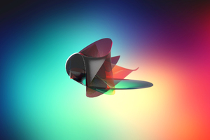 4d Shape Abstract