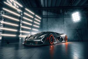 4k 2020 Lamborghini Terzo Millennio