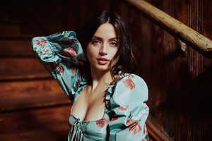 4k Ana De Armas 2020 Actress Wallpaper