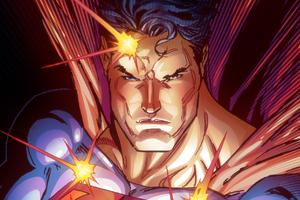 4k Art Superman