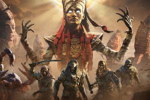 4k Assassins Creed Origins 2018 Wallpaper