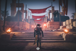 4k Assassins Creed Origins 2019