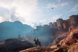 4k Assassins Creed Origins The Hidden Ones DLC