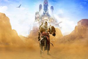 4k Assassins Creed Origins