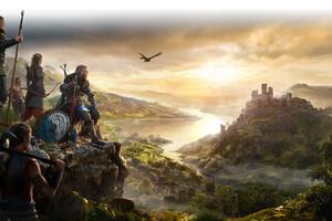 4k Assassins Creed Valhalla 2020 Game Wallpaper
