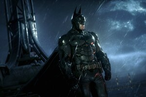 4k Batman Arkham Origins