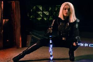 4k Black Widow Cosplay New