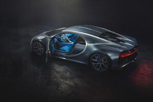 4k Bugatti Chiron Rear Wallpaper
