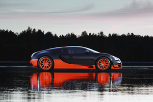 4k Bugatti Veyron Super Sport World Record Edition Wallpaper