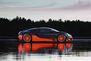 4k Bugatti Veyron Super Sport World Record Edition Wallpaper