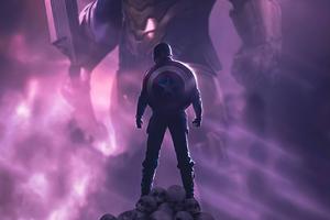 4k Captain America 2020
