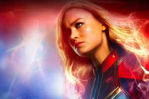 4k Captain Marvel 2020