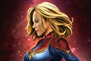 4k Captainmarvel Wallpaper