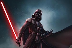 4k Darth Vader 2020 Wallpaper