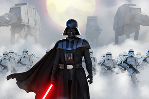 4k Darth Vader Wallpaper
