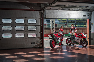 4k Ducati 1299 Panigale Wallpaper