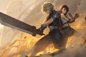4k Final Fantasy VII