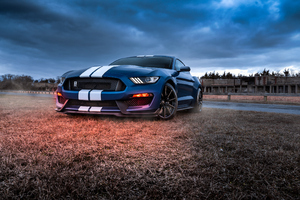 4k Ford Mustang Shelby Gt500 Wallpaper