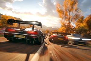 4k Forza Horizon 4