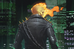 4k Ghost Rider 2020 Artwork